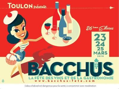 BACCHUS A TOULON
