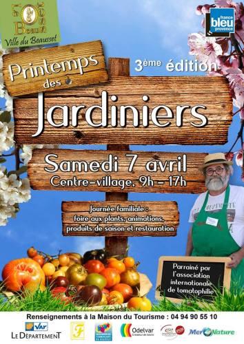 PRINTEMPS DES JARDINIERS LE BEAUSSET