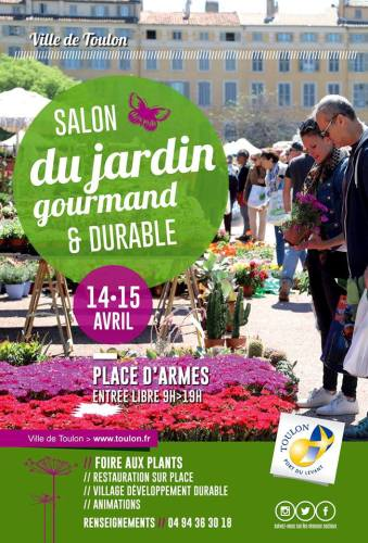 Salon du Jardin Gourmand et Durable de Toulon