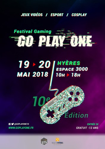 GO PLAY ONE A HYERES ESPACE 3000