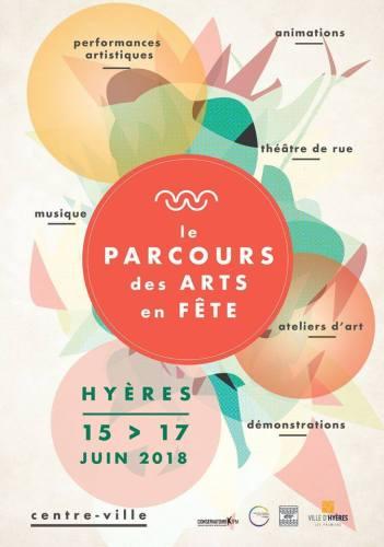 LE PARCOURS DES ARTS EN FETE A HYERES