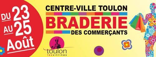 BRADERIE D'ETE DE TOULON 2018