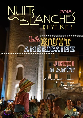 NUIT BLANCHE NUT MAERICAINE A HYERES