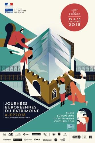 JOURNEES EUROPEENNES DU PATRIMOINE 2018