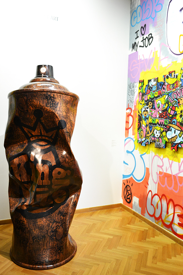 Expo Speedy Graphito A L Hotel Departemental Des Arts A Toulon