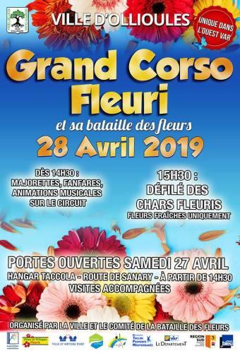GRAND CORSO FLEURI OLLIOULES
