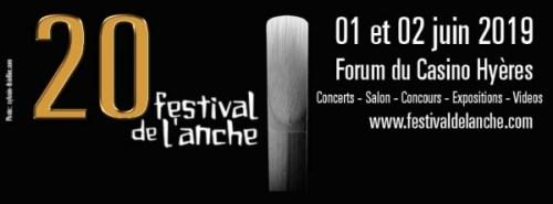 20EME FESTIVAL DE L'ANCHE A HYERES