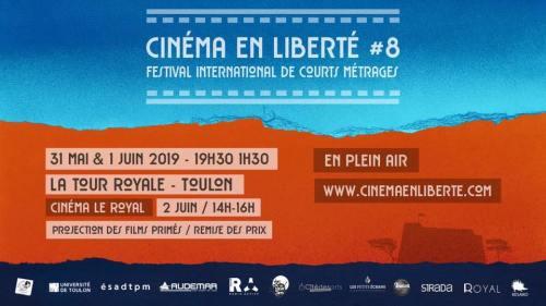 FESTIVAL INTERNATIONAL DE COURTS METRAGES CINEMA EN LIBERTE A TOULON
