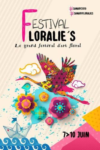 FESTIVAL FLORALIE'S SANARY SUR MER