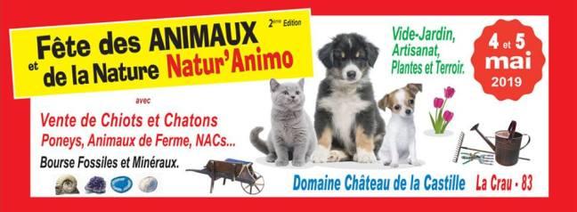 FETE DES ANIMAUX ET DE LA NATURE NATUR'ANIMO