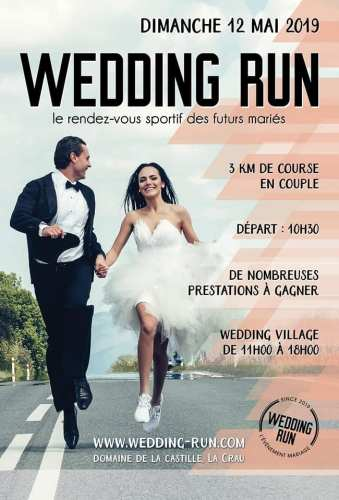 WEDDING RUN A LA CASTILLE