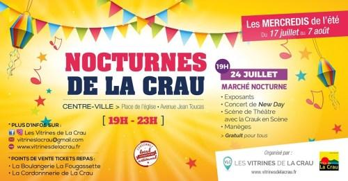 LES NOCTURNES DE LA CRAU