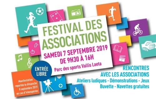 FESTIVAL DES ASSOCIATIONS