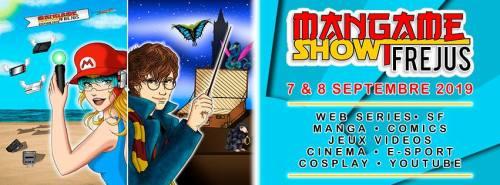 Mangagame Show à Fréjus