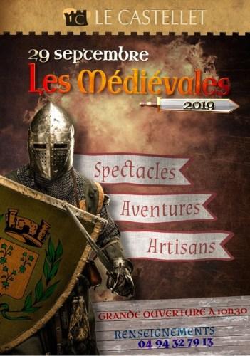 les médiévales le castellet
