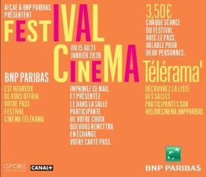 PASS FESTIVAL CINEMA