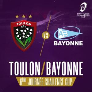rct bayonne stade mayol toulon