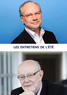les entretiens de l'été Laurent Joffrin et Jean-François Kahn