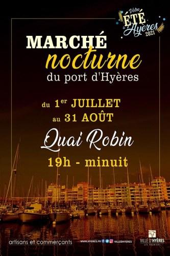 MARCHE NOCTURNE D'HYERES