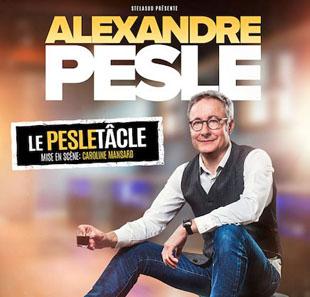 alexandre pesle le pesletacle