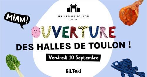 Ouverture des Halles Biltoki à Toulon