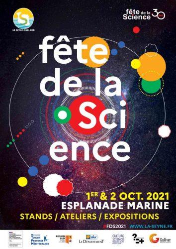 FÊTE DE LA SCIENCE A LA SEYNE SUR MER