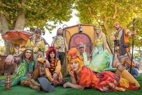 Le carnaval du Beausset avec Les Fantasty
