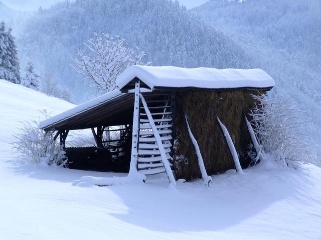neige à partir de 1000 mètres sur les Pyrénées ce lundi 8 décembre