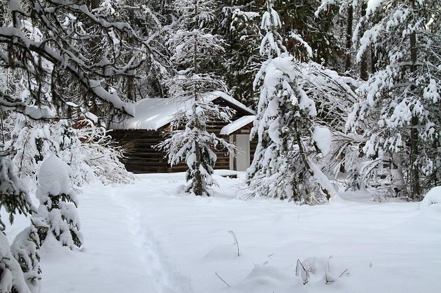 Offensive de l'hiver ce jeudi 14 octobre. Météo France annonce de la neige dès 800 mètres sur les massifs de l'est de la France. Photo DP