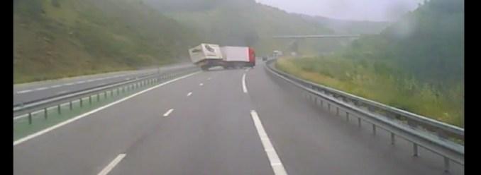 Accident de la route. la vidéo de la gendarmerie du Lot fait le Buzz