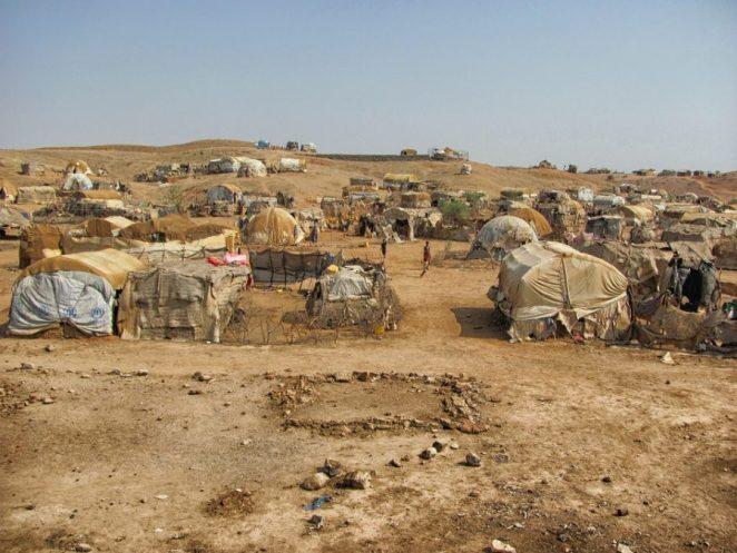 des dizaines de milliers de réfugiés fuient le sud Soudan