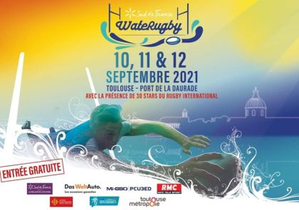 Rugby on the Garonne this weekend in Toulouse