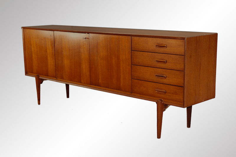 Danish Style Credenza : Searching for a mid century modern style credenza tour de thrift