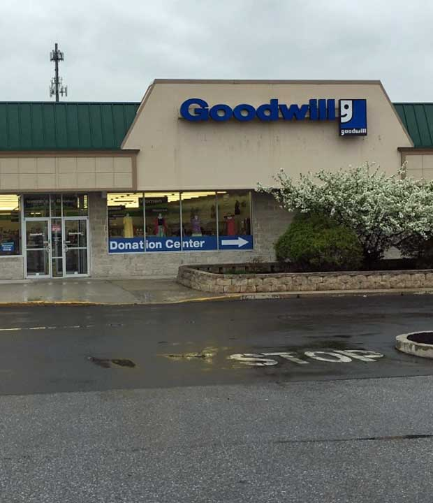 Camp Hill PA Goodwill Store front