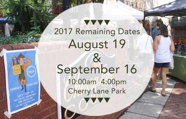 York Flea 2017 remaining dates