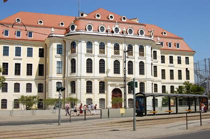 Landhaus in Dresden