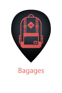 Icone Bagages