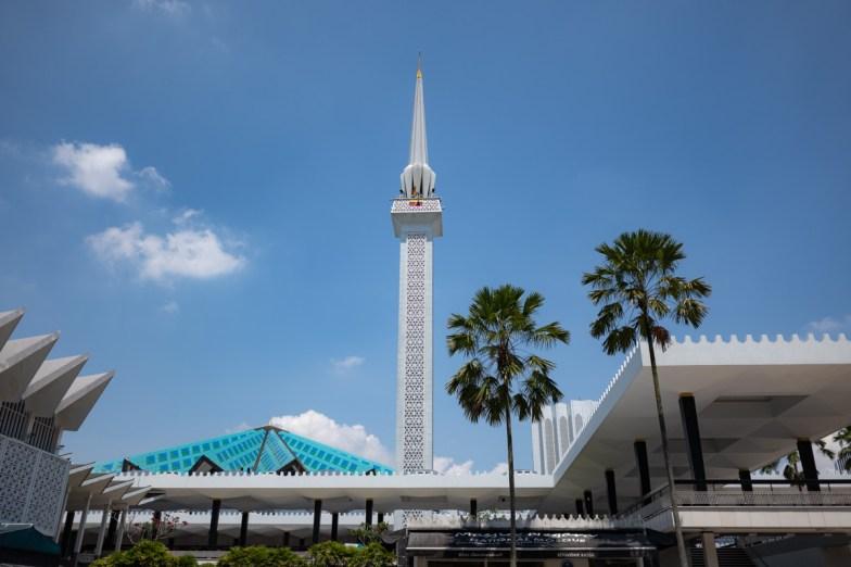 2019-02-08 - Mosquée Masjid Negara-7