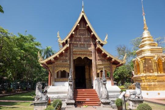 2019-03-04 - Wat Phra Singh-11