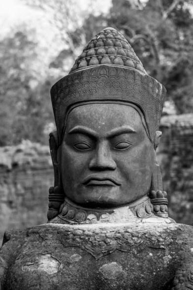 2019-03-14 - Statues Angkor Thom-11