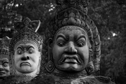 2019-03-14 - Statues Angkor Thom-13