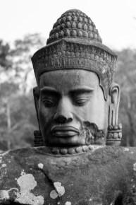 2019-03-14 - Statues Angkor Thom-6