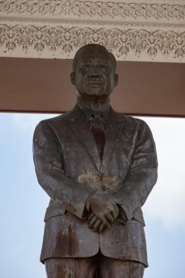 2019-03-19 - Statue Sihanouk-2