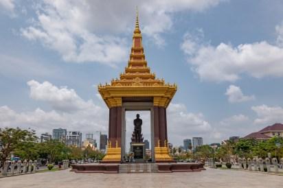 2019-03-19 - Statue Sihanouk-3