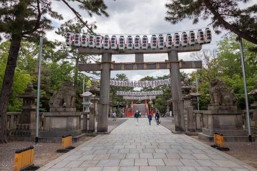 2019-05-16 - Sumiyoshi Taisha-1