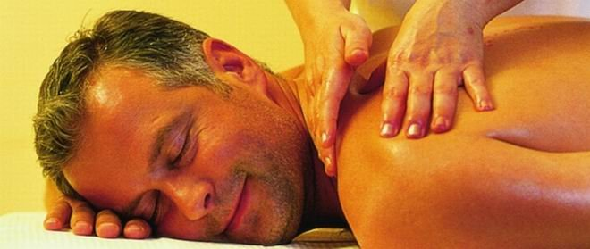 Männermassage