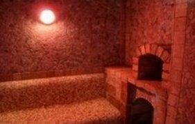 Dampfsauna im Wellness-Schloss