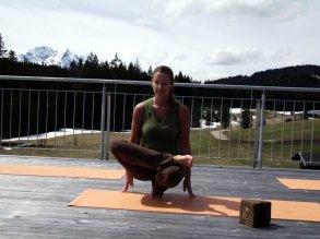 Yoga Lehrerin Veronika