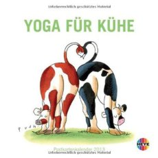 Titelbild Yoga für Kühe 2013