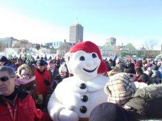 Bonhomme Québec Winter Carnival